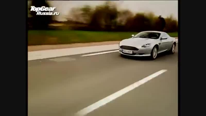 Кларксон (Aston Martin DB9) vs Хаммонд и Мэй(Поезд). Часть 2