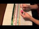 Вышивка лентами для начинающих Материалы и инструменты