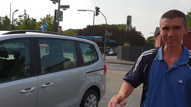 VW Sharan 2 0 TDI 2014 года за 8400 евро нетто Часть 2 Покупка и передача