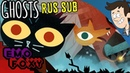 (rus sub) Night in the Woods Song - *Ghosts* (перевод)