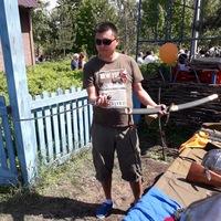 Анкета Ринат Досмухамбетов