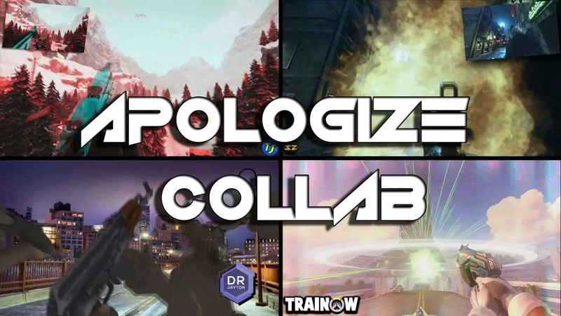 4 Man Gun Sync Collab - Apologize [Ft. TrainOW, TheJabberturtle, Synccz]