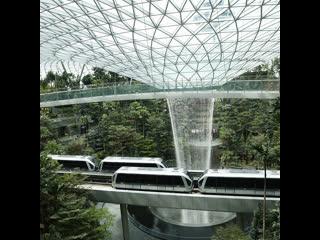 Почему сингапурский аэропорт «чанги» самый лучший?