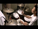 Dave Weckl - Sixteenth feel play along by Derek Hung