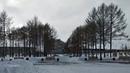 Магнитогорск, прогулка по зимнему парку, У вечного огня 16.02.2019
