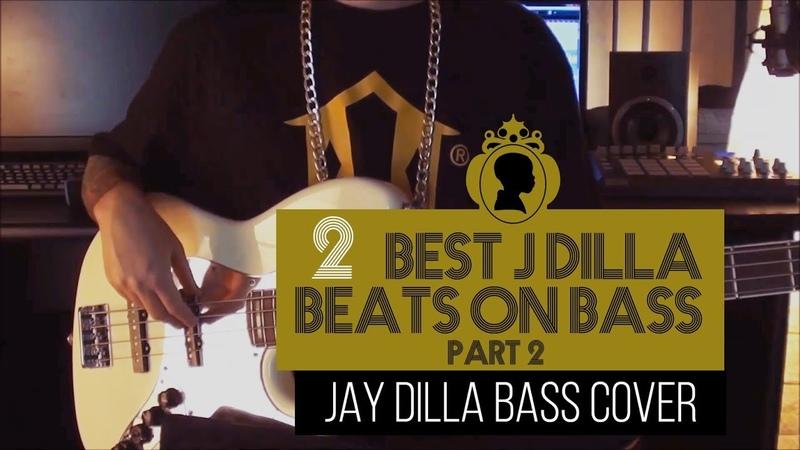 Best J Dilla Beats on Bass Pt 2 Gbass HD
