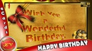 Happy Birthday 3D Animation Wishes WhatsApp Status Video Greetings Quotes Download