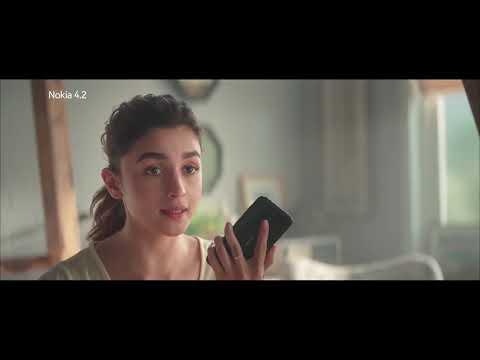 Nokia 4.2 Trailer Ft. Alia Bhatt