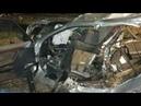 Четыре человека погибли при столкновении иномарки с деревом в Гулькевичском районе Кубани