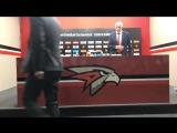 Прямой эфир: пресс-конференция после матча с «Амуром»