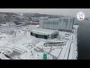 «Платинум Арена Красноярск», зима 2018 Platinum Arena Ice Arena, winter 2018