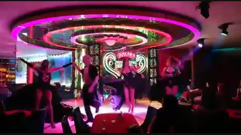 Шоу балет. Havana club. Ankara. 7