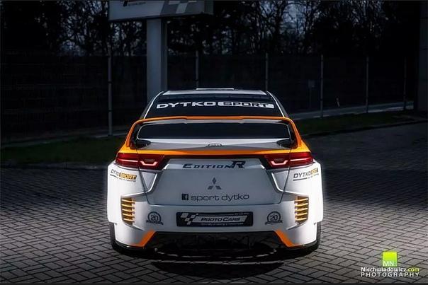 Посмотрите, каким мог бы получиться «одиннадцатый» Mitsubishi Lancer Evo