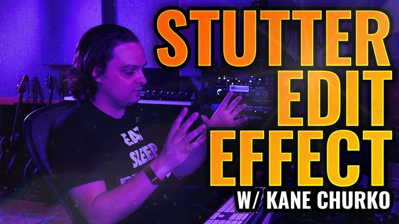 How to use Izotope Stutter Edit effects w Kane Churko - tutorial