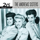 The Andrews Sisters альбом 20th Century Masters: Best Of The Andrews Sisters