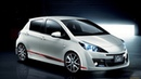 109 л.с Toyota Vitz RS G's vs 74 л.с Toyota Aqua Hybrid
