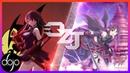 Akame (Killer Akame) vs Yuuki Konno (Sword art online, SAO) (by Ozombie J)