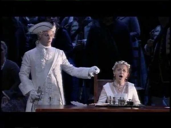 Sextet Chi mi frena in tal momento Filianoti - Viviani - Dessay - Lucia di Lammermoor 2008