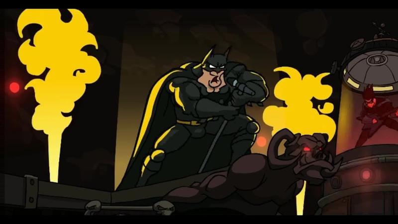 BatMetal Returns (Low D Pitch)