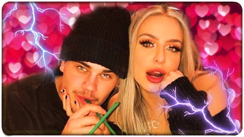 Our first date went so well, I followed Tana to L.A