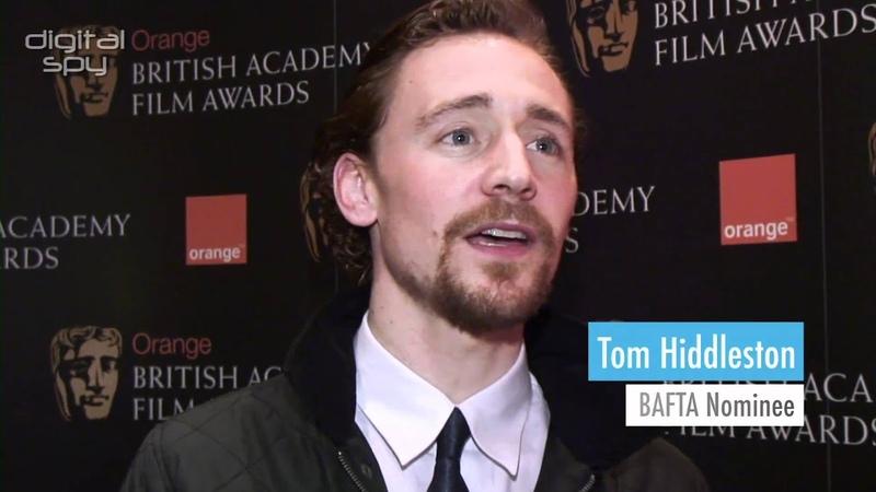 Hiddleston Redmayne and Deacon on BAFTA Rising Star nominations