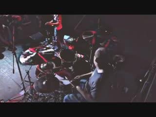 Guthrie Govan/Steve Pruit/Anton Davidyants - Erotic Cakes (drum cam)