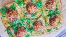 Мясные бомбочки Вкуснотища Необыкновенная из картофеля и фарша