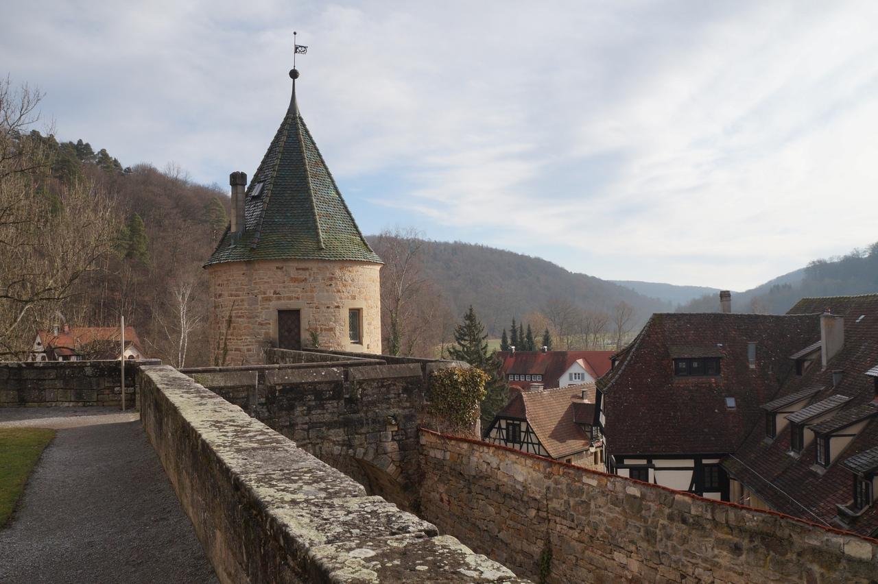 Бебенхаузен - как выглядит настоящий немецкий средневековый монастырь