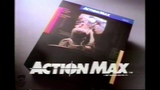 Action Max VHS Video Game Commercial From 1987