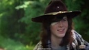 Carl grimes can we kiss forever?