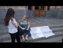 Жители Армении пикетируют здание правительства   4 октября   День   СОБЫТИЯ ДНЯ   ФАН-ТВ