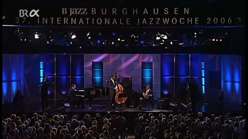 Ron Carter Trio - Jazzwoche Burghausen 2006.mp4