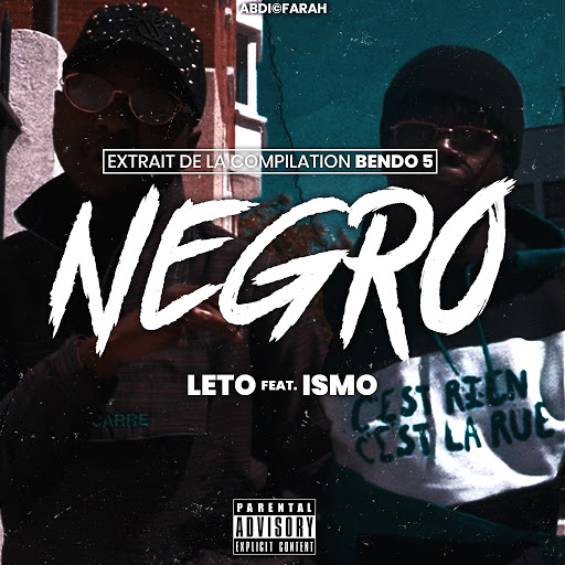 Leto альбом Negro (feat. Ismo)