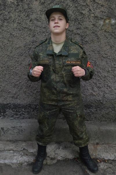 Анютка Лисовенко