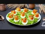 Как приготовить фаршированные яйца «Свинки» rfr ghbujnjdbnm afhibhjdfyyst zqwf «cdbyrb» rfr ghbujnjdbnm afhibhjdfyyst zqwf «cdby