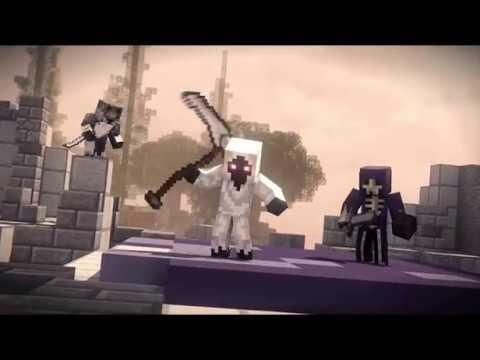 Trận Chiến Với Ác Quỷ Minecraft Phần Cuối - Nhạc Minecraft