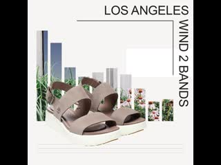 Timberland/los angeles wind
