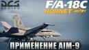 DCS World : F/A-18C - Применение ракеты AIM-9