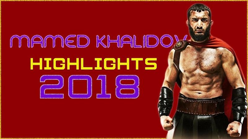 Mamed Khalidov | KSW | HighlightsKnockouts