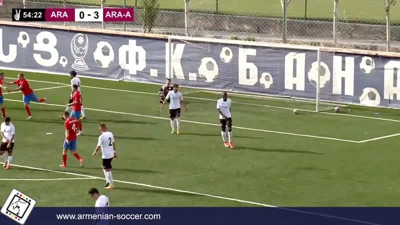 Ararat - Ararat-Armenia 2_6, Armenian Premier League 2018_19, Week 29