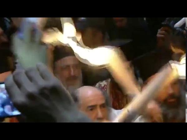 Holy fire centuries of deception /Схождение Благодатного огня столетия обмана