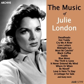 Julie London альбом The Music of Julie London