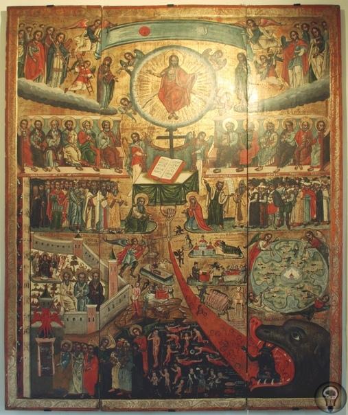 Адописные иконы: где прячется дьявол В народе считалось, что на таких иконах под красочным слоем скрываются изображения чертей и пририсованных к фигурам святых рогов и копыт. Первое упоминание о