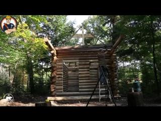 Дом из дерева своими руками