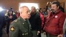 Экс-полковника ГРУ Квачкова встретили криками Ура!
