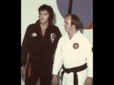 Elvis Karate Instructor Wayne Carman The Spa Guy