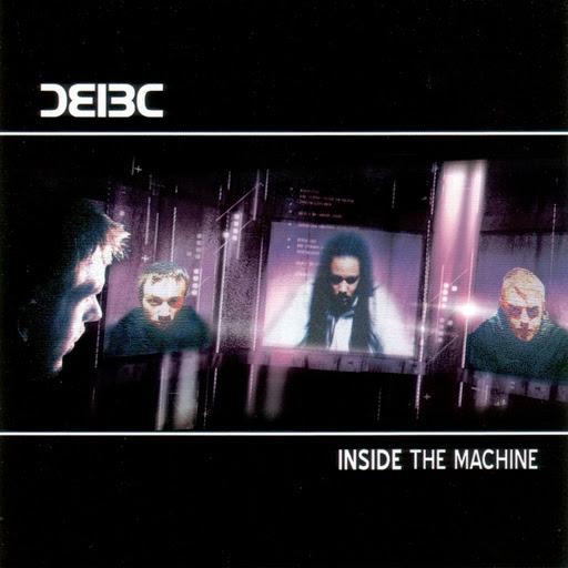 Альбом Bad Company Inside the Machine