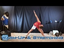 Warm-Up and Stretching Routine For Fencing