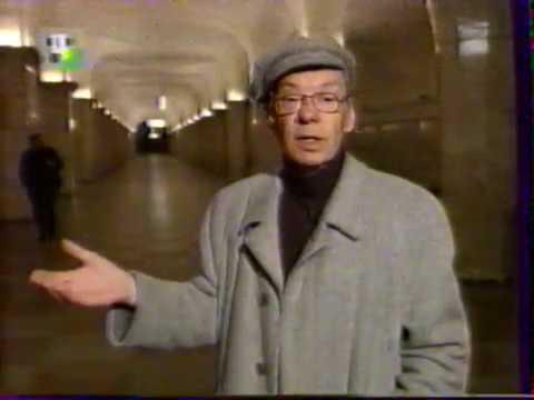 Прогулки с Баталовым (ТВЦ, 18.05.2002) Московское метро