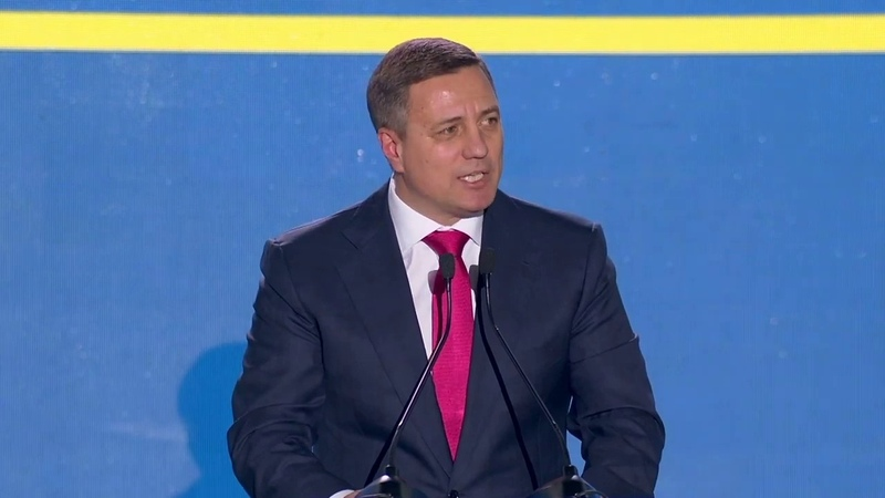 Виступ Миколи Катеринчука на Форумі демократичних сил